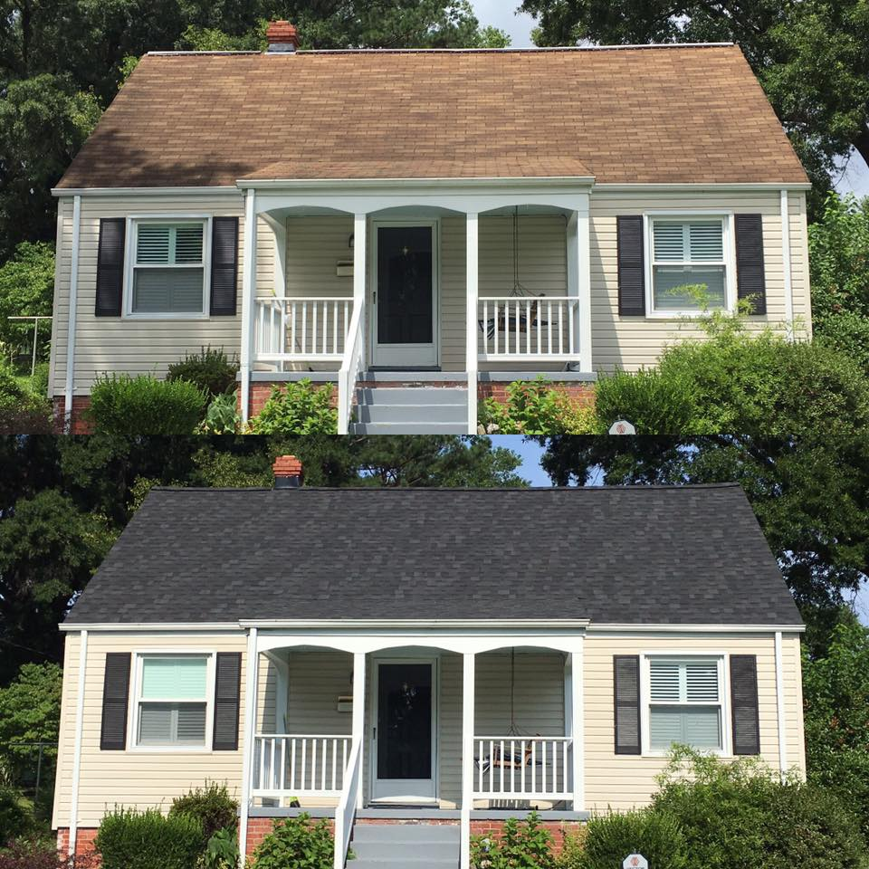 Standard Roofing Company Showcase